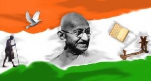 الهند تحتفل اليوم بذكرى عيد ميلاد القائد الهندي العظيم ماهاتما غاندى