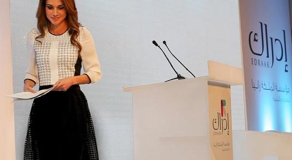 الملكة رانيا.. عيد ميلاد سعيد صاحبة الجلالة