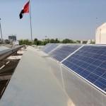 الإمارات تسعى إلى الصدارة في مجال الطاقة الشمسية