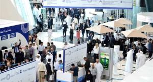 """103 آلاف زائر من 135 بلداً شاركوا في """" أديبك 2017″"""