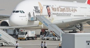 104 بلايين دولار صفقات معرض دبي للطيران