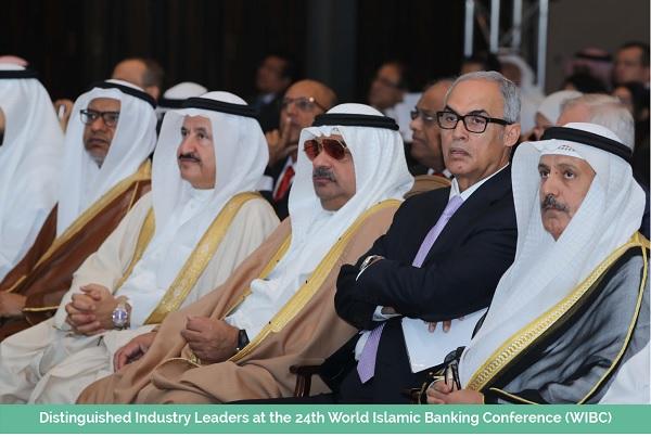برعاية كريمة من لدن صاحب السمو الملكي الأمير خليفة بن سلمان آل خليفة رئيس الوزراء الموقر الإعلان عن الدورة 25 من المؤتمر العالمي للمصارف الإسلامية (WIBC) في شراكة إستراتيجية مع مصرف البحرين المركزي